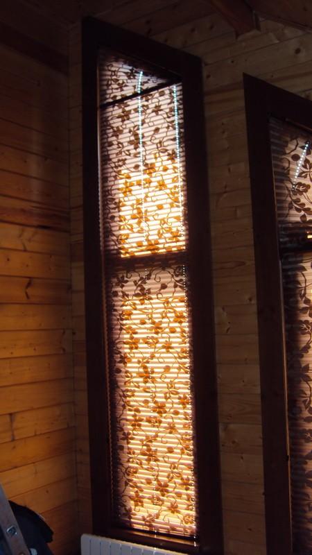 Жалюзи плиссе на нестандартные окна_800