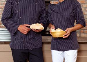 Пошив униформы для ресторанов.