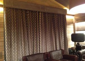 Пошив штор.