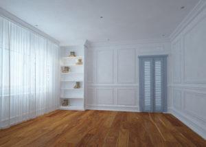 Дизайн-проект интерьера - Детская игровая комната