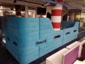 Производство не стандартных диванов.
