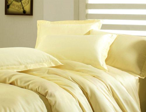 Как ухаживать за постельным бельем из разных тканей