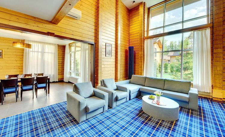 Отель Les Art Resort (номер Villa)