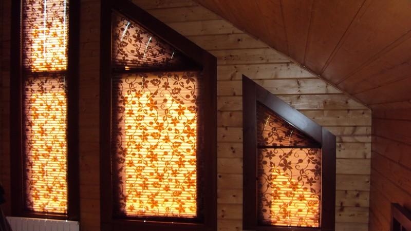 Жалюзи плиссе на нестандартные окна_800-1