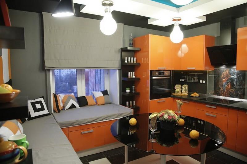 Кухня, интерьер