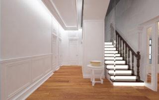 Дизайн-проект интерьера - Прихожая