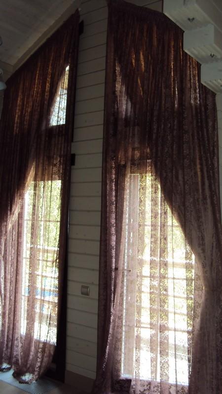 Портьеры на нестандартные окна_800
