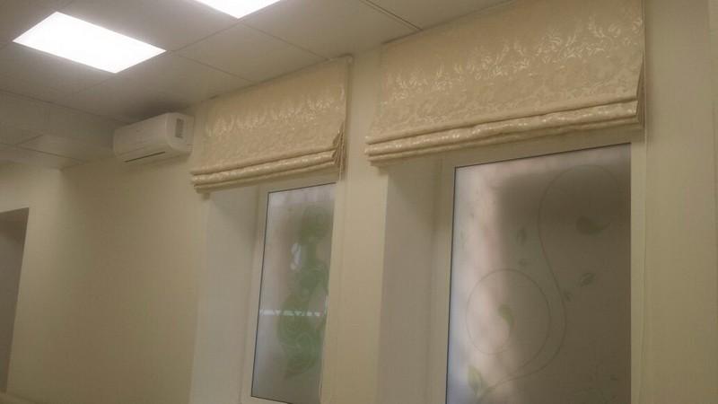 Римские шторы офис_новый размер