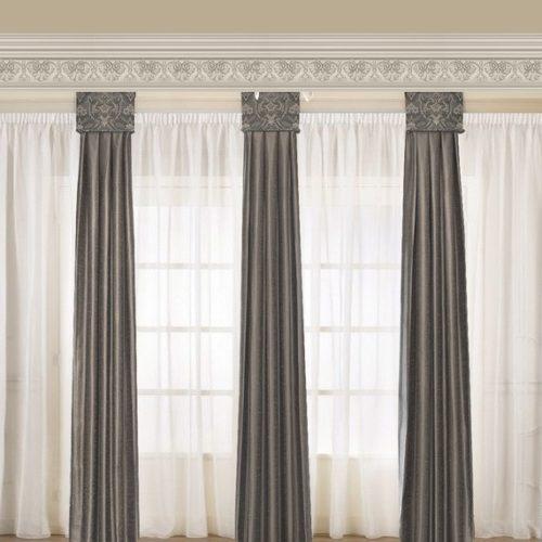 Пошив штор в гостинную