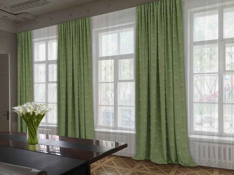 Варианты оформления переговорных (шторы, мебель) (5)