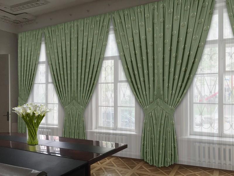 Варианты оформления переговорных (шторы, мебель) (6)