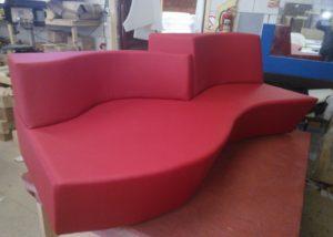 Нестандартный диван