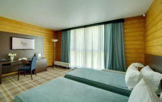 Гостиница Les Art Resort