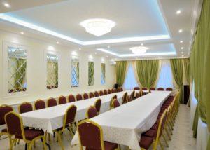 Банкетный Зал. Отель Ямской