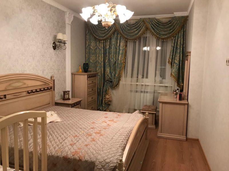 Пошив штор в спальню