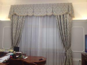 Пошив штор на заказ