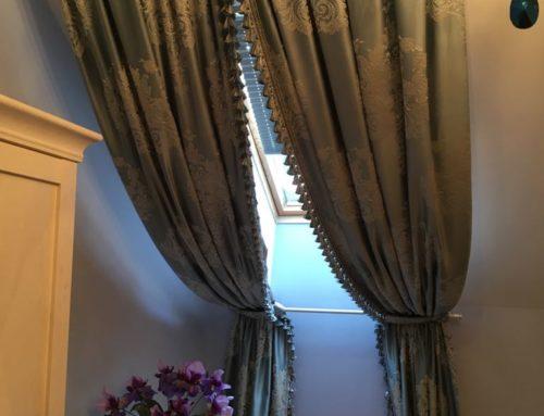 Чем отличаются гардины от шторы?