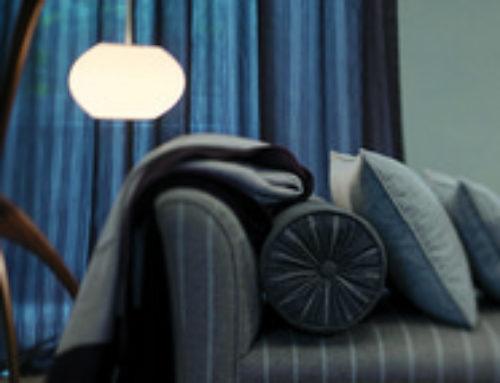 Ткани Loro Piana для пошива дизайнерских штор