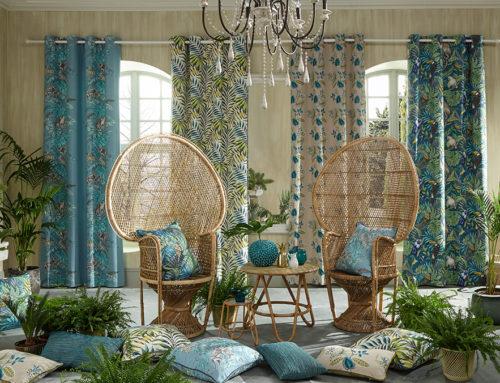 Пошив штор на заказ. Текстильный дизайн