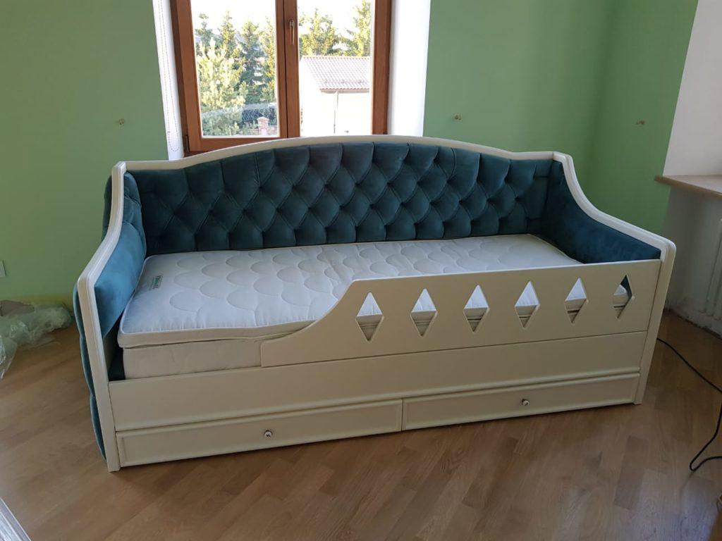 Производство мягкой мебели для детской комнаты.
