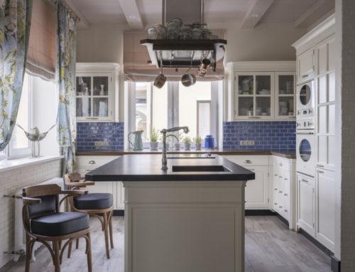 Дизайн кухни в стиле прованс: идеи оформления и примеры