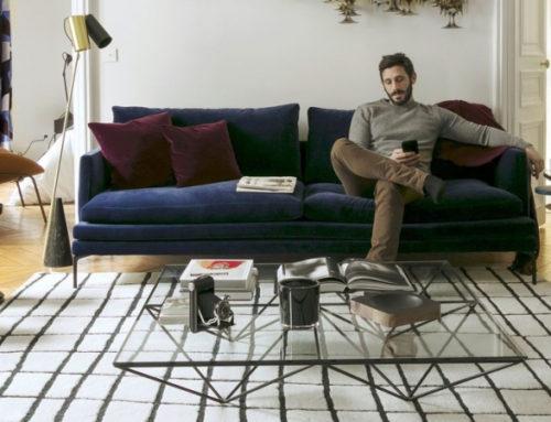 Квартира в бывшем офисе в Париже