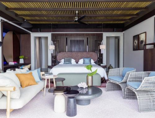 Новый отель на Мальдивах от Патрисии Уркиолы