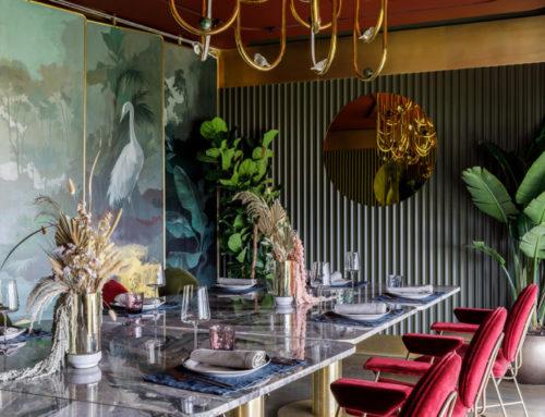 Ресторан с росписями под Белгородом