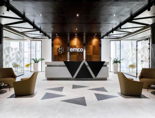 Статусный офис для крупной компании
