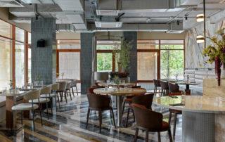 Стильный ресторан «Артель» в Казани