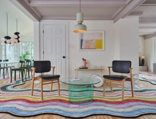 Два в одном: гостевая квартира и дизайнерский шоурум в штате Мэн