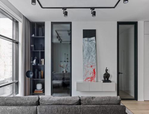 Квартира для девушки в Москве, 60 м²