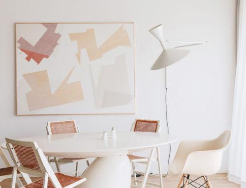Светлая квартира художницы Ким Бартельт в Берлине