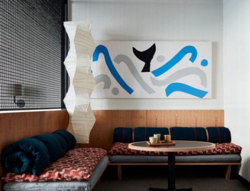 Отель Ace в Киото по проекту Кенго Кумы