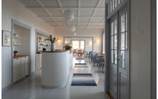 Отель Svinkløv Badehotel у Северного моря