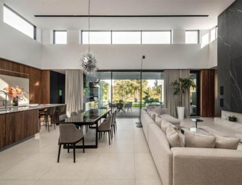 Философия минимализма для просторного дома
