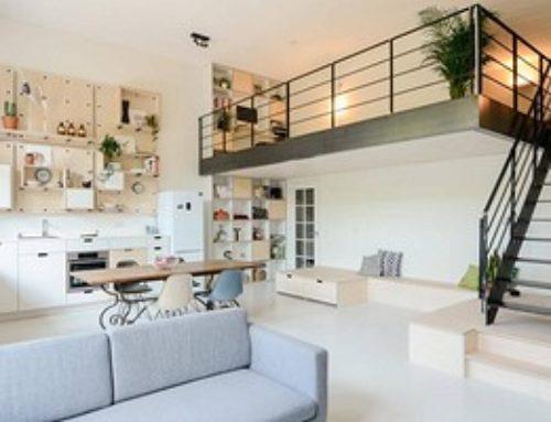 50 фото маленьких двухуровневых квартир, где грамотно увеличили площадь